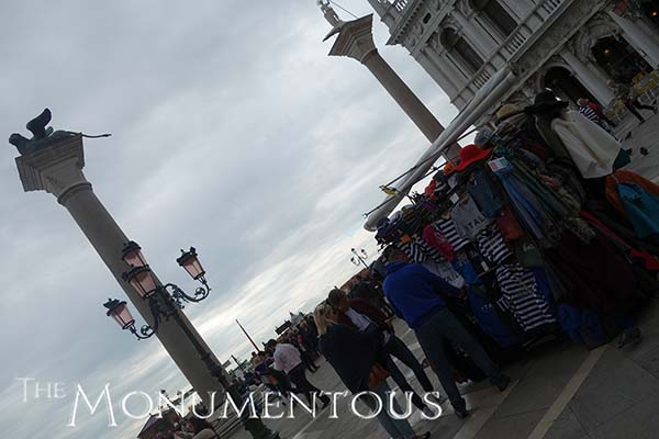 """Piazza San Marco in Venice Becomes More Than """"The Drawing"""