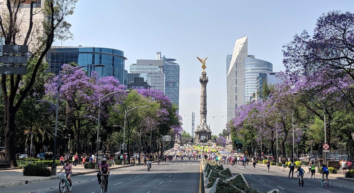 Paseo de la Reforma Connects the Culture and Economy of Mexico City - The  Monumentous